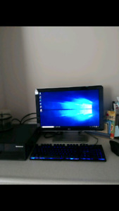 Great Budget PC with mouse and keyboard