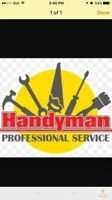 Professional Handyman- Professional Painter 519-505-4853