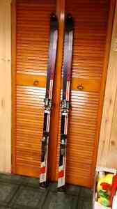 ROSSIGNOL DOWNHILL SKIS ALPIN West Island Greater Montréal image 2