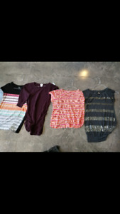 Maternity clothes. Xs   small and medium.