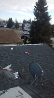 Roofing can not learned by YOU TUBE