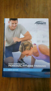 NASM Essentials of Personal Fitness Training (6th edition)