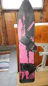 Legend snow board