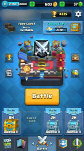 Selling Clash Royale Account: Worth 400$