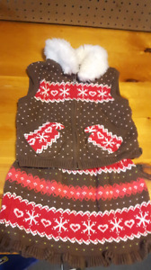 gymboree 3t winter outfit