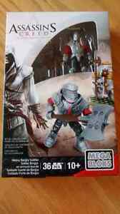 Assassin's Creed collector construction set