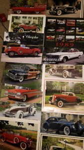 Antique Cars Mint Hard Cover Coffee Table Books and pictures