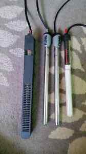 150w and 200w aquarium heaters