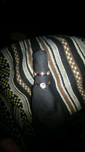 $50 - Brand New -Rose Gold Wedding Band and Engagement Ring