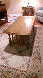 Coffee table and end table(s)