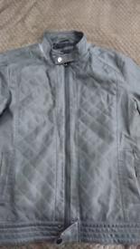 Guess grey jacket men