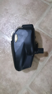 Invert Halo Paintball hopper