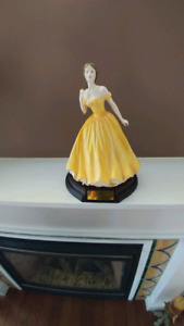 Royal Doulton figurine.