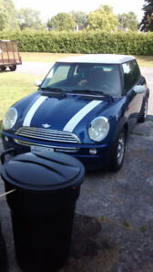 Mini Cooper 2003 (REPLY BY TEXT OR PHONE CALL ONLY)
