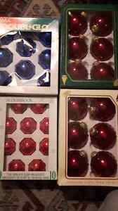 Vintage an antique christmas decorations and ordaments Windsor Region Ontario image 3