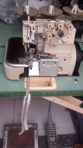 Blind Serger and Hemming