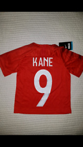 Harry Kane #9 England FIFA World Cup. Youth S