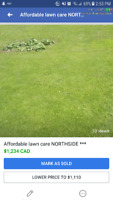 Lawn care & Maitence northside only