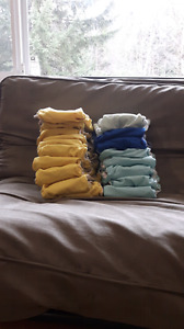 Kidalog all in one cloth diapers lot 18