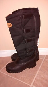 Woman's Winter Rding Boots