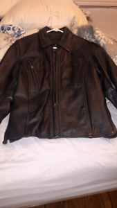 New biker jacket for women