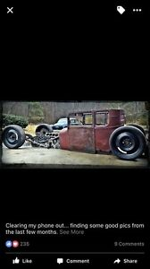 WANTED 1926-27 MODEL T COUPE DOORS
