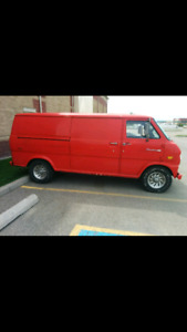 1973 Ford Econoline E100 Supervan