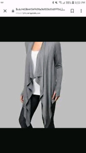 2be5eec29dcb7 Lululemon wrap sweater (med-large)(no tags but authentic)