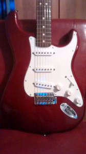 Fender Stratocaster Mexican made