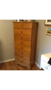 WANTED: Solid Wood Lingerie Chest