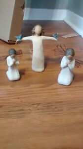 Willow tree collectable figurines