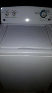 Newer KENMORE washer in perfect working condition