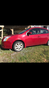 2009 Nissan Sentra fe+ trade for seadoo or new toy