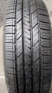un pneu 225/60R17 et un autre 225/65R17