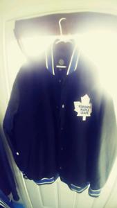 Leafs jacket