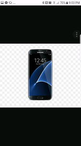 Selling 1 month old Samsung galaxy 7 edge