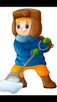 On demand Snow shoveling central Guelph 226 979 1195