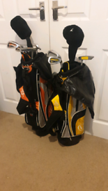 Kids (boys) golf club sets 5yrs to 14yrs