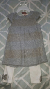Sweet toddler 24 month party outfit or dress