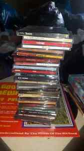 Several cds for sale.