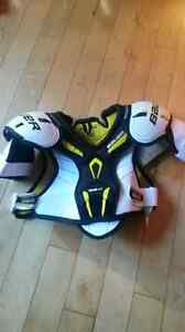 Bauer Youth Hockey Shoulder Pads