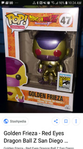 I'm looking for red or black eyed frieza!