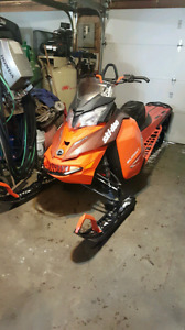 2015 Skidoo Summit X 800