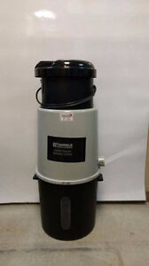 used central vacuum