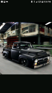 wanted. 1953 f100 ford