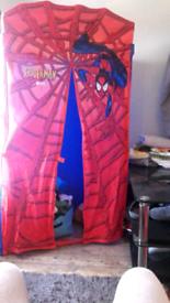 Marvel spiderman wardrobe