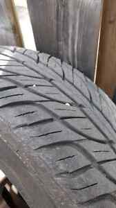 Selling Rims with summer tires.  Kitchener / Waterloo Kitchener Area image 3