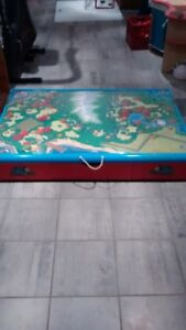 Thomas the Tank Engine, Under the Bed Trundle Playtable