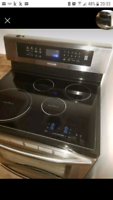 Samsung Pro stainless induction - livraison