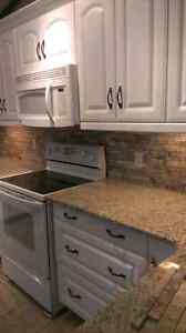 Oven and microwave range
